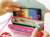 新款韩版皇冠手机包三星Galaxy S3 I9300苹果手机包