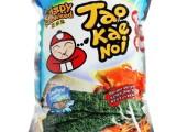 泰国小老板海苔紫菜炸紫菜*炸海苔*小S推荐-海鲜味36g*48包