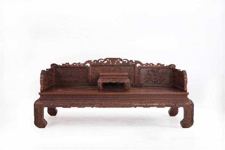 杭州酸枝木家具-老挝大红酸枝家具价格-红酸枝家具图片