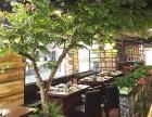 仿真树老桩紫薇树落地假树大型植物装饰树布景实木树干造型树