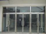 天津西青区安装玻璃门及玻璃隔断厂家