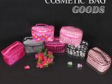 9397便当式化妆包手提包批发时尚美妆彩妆工具收纳包 义乌箱包