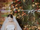 5999元农村家庭院子户外婚礼布置