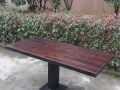杭州定制中高档餐饮桌椅,火锅桌,钢木桌椅等餐饮家具