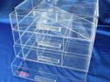 厂家供应有机玻璃饰品展示盒 亚克力饰品盒子 亚克力珠宝盒 透明