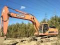 挖掘机斗山转让个人挖机