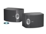 BOSE 301V經典書架式立體聲音箱卡拉OK會議揚聲器