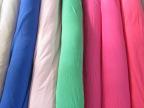 大量批发库存32支纱精梭全棉食毛单面平纹汗布布料