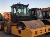 常州附近二手14吨压路机 二手5吨铲车转让