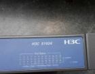 转让多个 华三(H3C)S1024 以太网交换机