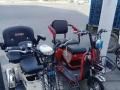 给老年人买电动车安全小巧方便你一定要选艾美达舒适安全方便骑行