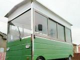 厂家定制各种電動車餐车流动饭店中巴餐车移动售货车早餐美食车