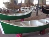 手划船价格厂家供应周氏木业欧式木船装饰船