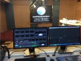 财经演播室搭建与建设 财经演播间整体装修设计方案