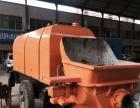 长期出售二手混凝土输送泵