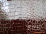 鳄鱼纹凹凸压纹装饰亮面皮革软包皮革硬包皮革