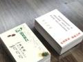 海口名片印刷30元500张 免费送货上门