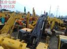公司直销二手挖机200-220和240-360等包到施工现场