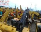 阿勒泰二手挖机市场