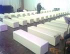 出租1.8米沙发条凳,1.2米沙发条,沙发凳租赁联系成都龙铭