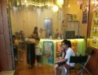 汉堡奶茶店转让。可教技术,店铺位置极佳。