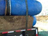吉林长春红大新旧塑料蓝桶回收公司 长期高价回收,旧桶回收
