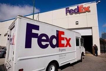 东莞联邦国际快递(fedex)上门取件电话