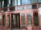 芜湖铜门,芜湖酒店铜门,芜湖玻璃铜门