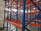 上海青浦嘉定地区出售回收二手货架 仓储旧货架
