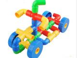 淘气堡积木玩具管道式积木 益智轮管积木拼搭幼儿园早教玩具