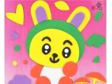 供应黑妞宝贝4号兔子玩具