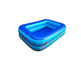 夏日宝贝PD0214A。充气加厚 婴幼儿童宝宝家庭成人大型水池