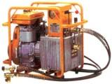 HPE-4M 汽油机液压泵EP-100W压接机模具油管 接头