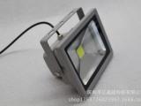 户外大功率灯具厂家 20W超高亮室外照明灯 压铸led广告灯投射