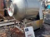 長期回收二手不銹鋼真空滾揉機 肉制品加工設備