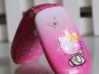 镶钻KiTTY猫超小袖珍MINI迷你翻盖手机D10可爱女生卡通儿童手机