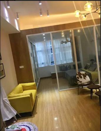 明珠花园 1室 1厅 45平米 整租