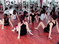 彭州成人零基础舞蹈培训班 钢管舞 爵士舞 TB秀全能教练班