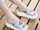 英美系列夏季女拖鞋松糕厚底凉拖鞋防滑一字拖女拖鞋918