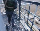 扬州烟囱爬梯护网刷油漆