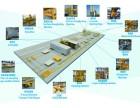 山东德州海天机电PC装配式生产线