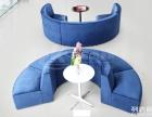 定制南京康之冠办公家具创意沙发,休闲沙发,茶几,办公沙发