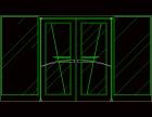 安装维修罗湖区自动感应玻璃门