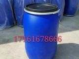 丨庆云新利塑业厂家直销丨200升法兰包箍塑料桶