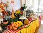 惠州这家公司做美食节活动 冷茶茶歇 围餐大盆菜活动做的好!
