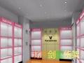 珠宝柜台格子货架内衣鞋柜玩具工艺品饰品 药店展示柜