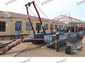 抽沙船厂家 想买优惠的抽沙船,就来海天挖沙机械