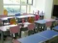 学校幼儿园9.9成新可升降桌椅半价转让