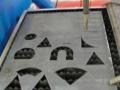 金属数控打孔机 台式数控下料切割机