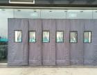 供应棉门帘 玻璃门 平移门 各种手电动卷帘门